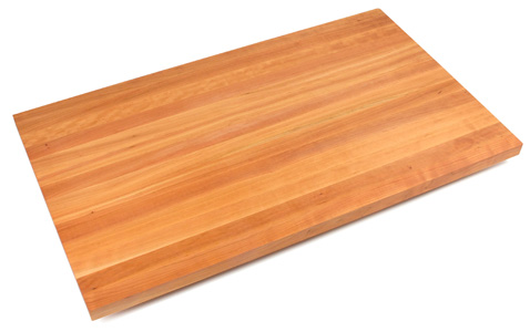 Cherry Hardwood Countertops
