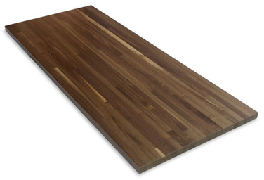 Walnut Hardwood Counterops