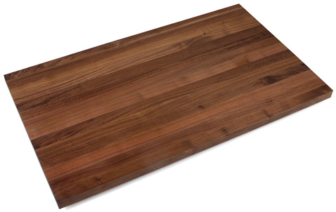 Walnut Hardwood Countertops